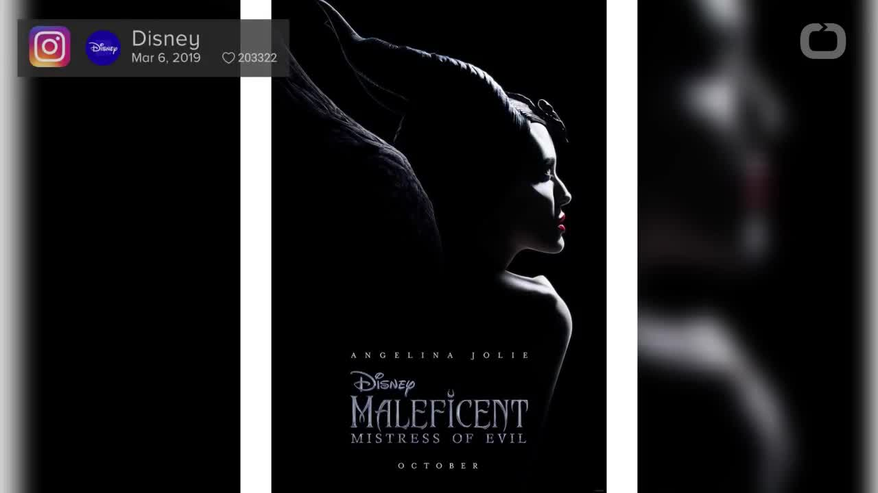 Maleficent 2 Poster Released