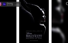 'Maleficent 2' Poster Released