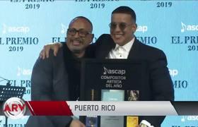 Maluma ganó premio a mejor compositor en los ASCAP