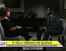 R. Kelly Loses His Cool Explaining His Legal Battle