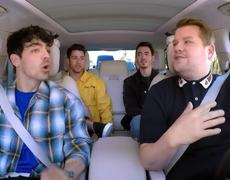 The Late Late Show: Jonas Brothers Carpool Karaoke