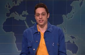 Weekend Update: Pete Davidson on R. Kelly and Michael Jackson #SNL
