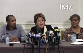 Gloria Allred Answers Questions About Third R. Kelly S3xtape