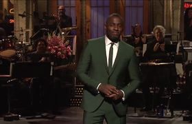 Monologo de Idris Elba #SNL