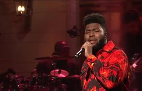 Khalid: Talk (Live) - SNL