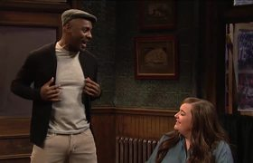 Supportive Friend - SNL