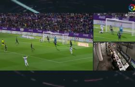 Real Valladolid vs Real Madrid (1-4) - Highlights