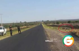 Siete cuerpos abandonados en carretera de Los Altos #Jalisco