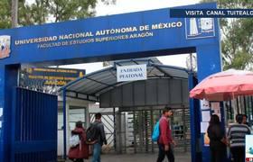 Estudiante de la FES Aragón es detenido por policías del Edomex