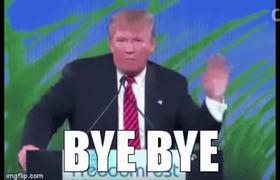 Video de Johnny Carson burlandose de Donald Trump
