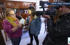 Misterioso benefactor reparte dinero en pueblo español