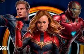 Avengers 4 Endgame: Steve Rogers and Carol Danvers met in this scene