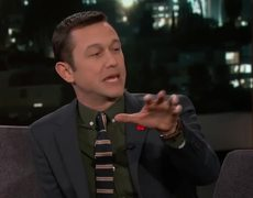Joseph Gordon-Levitt on Collaborating with Logic