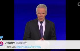 'Jeopardy!' Host Alex Trebek Thanks Fans For Outpouring Of Support