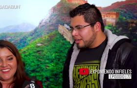 Exposing Infidels | Unfaithful faints upon seeing Lizbeth (Ep. 77)