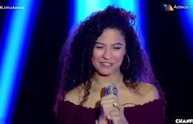 La Voz Mexico 2019 - Yahir Sabrosea a Belinda y Canta Cuidate Acapella / Tamara
