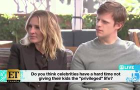 Julia Roberts Reacts To College Admissions Scam
