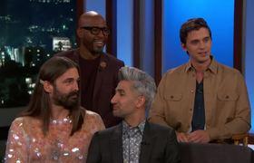 Queer Eye Guys on New Season, Squirrel Debate & Antoni's Photo with Kate Beckinsale