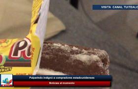 Pulparindocon Moho dicen compradores estadounidenses un error que se viralizo
