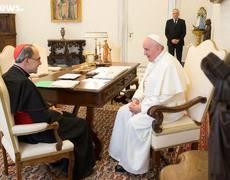 El papa rechaza la dimisión del cardenal francés Barbarin