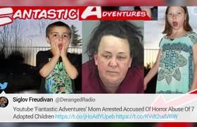 Popular YouTuber Children Were Starved, Beaten, By Mother