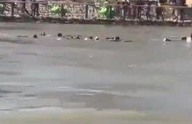 Más de 70 muertos tras accidentarse un ferry en Irak