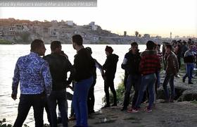 At Least 72 Killed As Overloaded Ferry Sinks In Iraq's Tigris River