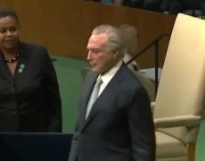 Detenido el ex presidente brasileño Michel Temer