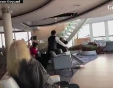 #VikingSky: hell ride as stricken cruise ship is tossed by rough seas