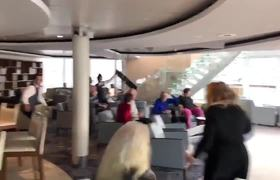 Viking Sky Cruise Ship LOSES ENGINE, OVER 1300 EVACUATED, HIGH Waves In Norway
