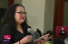 Ex-empleada de candidato Jaime Bonilla de Morena, teme por su Integridad pide ayuda AMLO