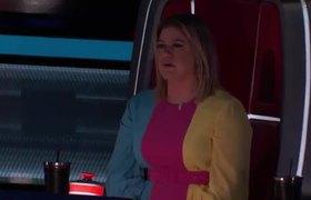 Savannah Brister and Maelyn Jarmon Battle to