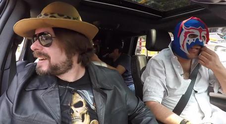 #DROSS & Escorpión Dorado al volante