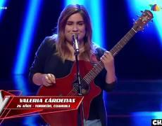 La Voz Mexico 2019 - Valeria - Crazy /