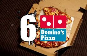 #DROSS; # TOP7 worst things found Domino's pizzas