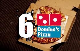 #DROSS; #TOP7 peores cosas encontradas pizzas de Domino's