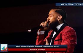 Kill the rapper Nipsey Hussle in Los Angeles
