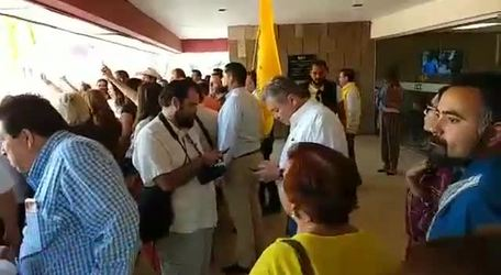 Registro de Leyzaola a la candidatura para la Alcaldia de Tijuana por parte del PRD