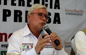 "Jaime Bonilla llama autista al Gobernador ""Kiko"" Vega"