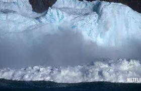 Our Planet | Glacier | Official Clip | Netflix