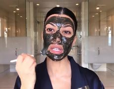#VOGUE: Kourtney Kardashian's Guide to Natural-ish Masking and Makeup | Beauty Secrets