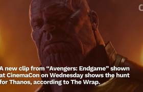 #AvengersEndgame: New Footage Revealed