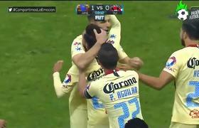 America Vs Xolos 4-0 Resumen y Goles Copa MX 2019 - AMERICA 1ER. FINALISTA DE COPA MX