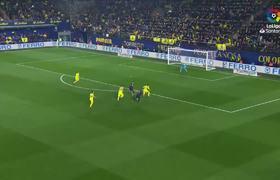 Villarreal CF vs FC Barcelona (4-4) - Highlights