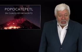 Popocatépetl: EN CUALQUIER MOMENTO por Jaime Maussan