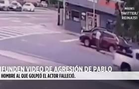 Difunden video de agresión de Pablo Lyle