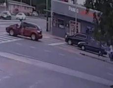 #VIDEO: Agresion de Pablo Lyle a una persona en Miami