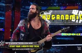 John Cena returns as the Dr. of Thuganomics to verbally assault Elias