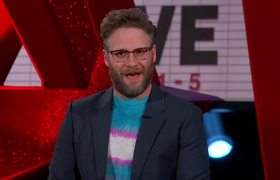 JKL: Seth Rogen on S3x Scene with Charlize Theron