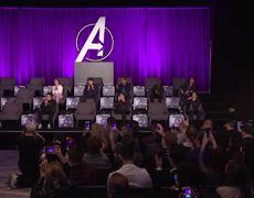 Avengers: Endgame: World Press Conference - Part 1 of 4